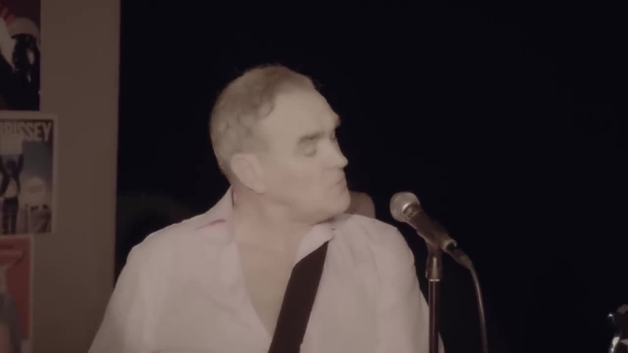 Morrissey - Back on the Chain Gang