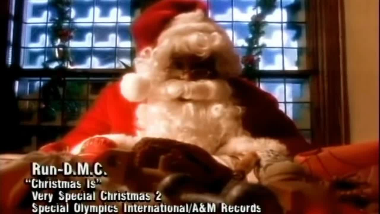 Run Dmc Christmas.Run D M C Christmas Is Smotret Ili Skachat Klip