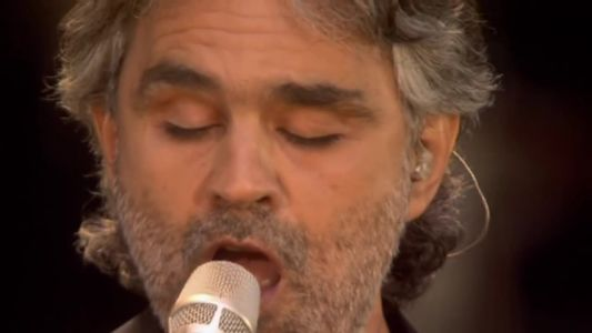 Andrea Bocelli - The Music of the Night (From