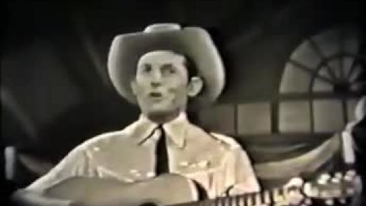 Hank Williams - Cold Cold Heart